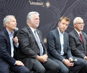 Ubisoft Saguenay sera chargée de créer des fonctionnalités supplémentaires pour le jeu en ligne. L'annonce a été faite en présence de nombreux décideurs.