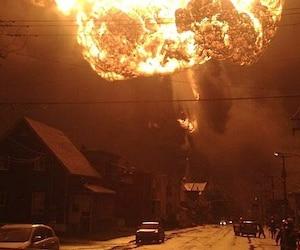 L'explosion d'un train de pétrole à Lac-Mégantic a fait 47 victimes le 6 juillet 2013.