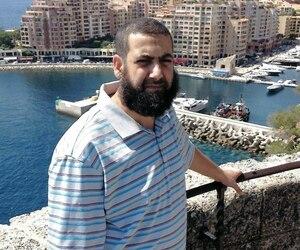 Saïd El-Amari, blessé lors de la tuerie