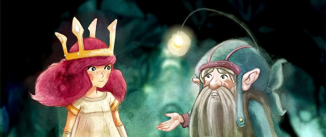 Jeu vidéo, Child of Light, d'Ubisoft.