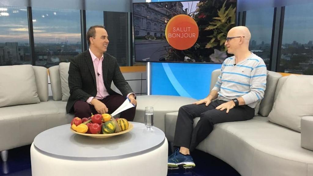 Malade: Un livre d'anecdotes de Alain Vadeboncoeur