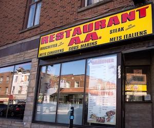 Restaurant AA