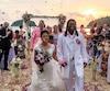 Grâce à l'aide de ses nombreux amis, Hendel Duplessy a pu s'offrir un mariage princier l'an dernier dans le village de vacances, en Thaïlande, dont il était alors le responsable.