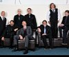 La formation rock-progressive King Crimson. Photo courtoisie (2017).