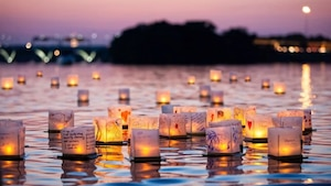 Image principale de l'article Un festival de lanternes sur l'eau à Oka