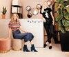 Les fondatrices de l'entreprise Maguire, Romy et Myriam Belzile-Maguire.