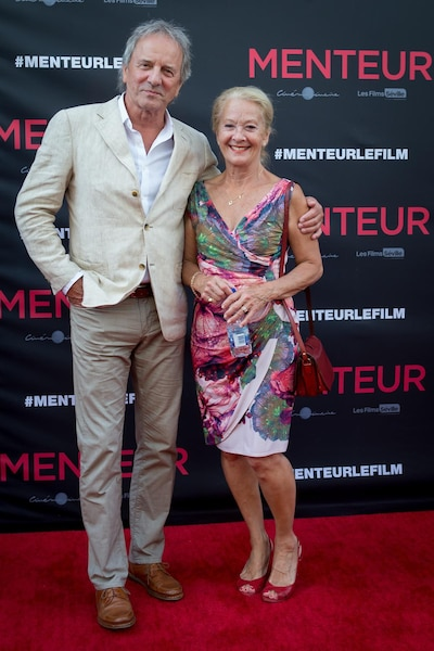 Michel Coté et Veronique Le Flaguais