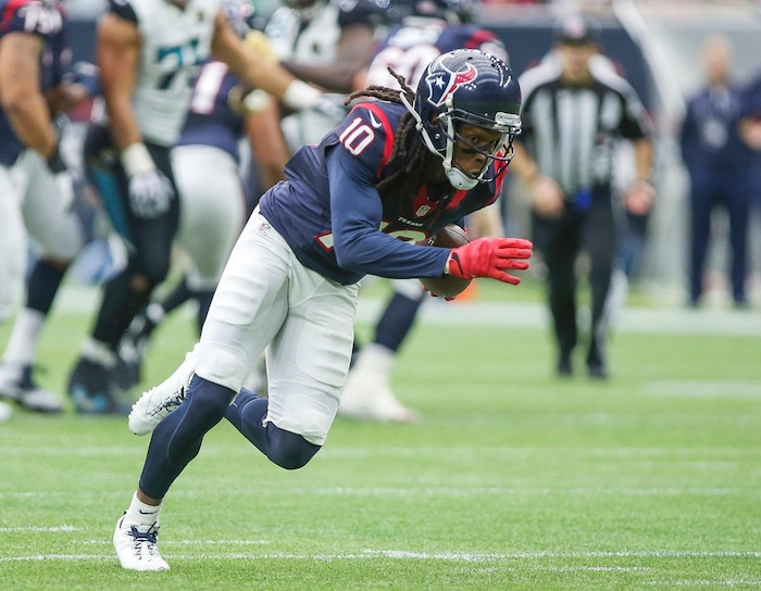 NFL: Jacksonville Jaguars at Houston Texans