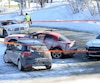 Le 22 janvier 2014, Éric Deslauriers a ouvert le feu vers David H. Lacour qui conduisait une voiture rapportée volée.