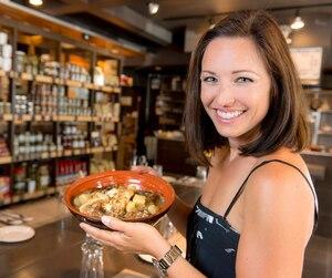 0924 Dans la cuisine avec Natasha St-pierre