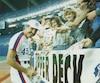 Le lanceur Steve Rogers des Expos de Montreal, le 27 juillet 1992.