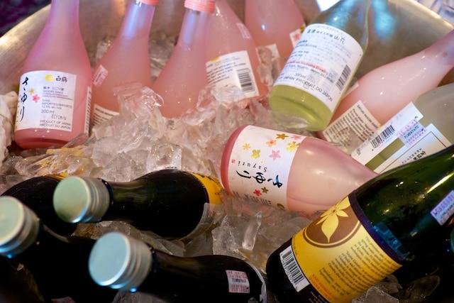 Initiation au saké