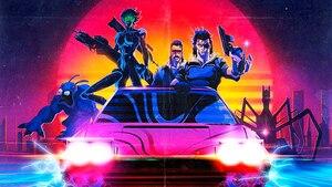Voici de quoi Captain Laserhawk: A Blood Dragon Vibe pourrait avoir l'air...