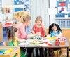 Les libéraux promettront de bonifier le régime éducatif des garderies et veulent rendre l'accès gratuit pour les enfants de quatre ans.