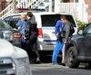 Trois personnes ont été interpellées lors d'une perquisition menée par la police dans un immeuble de la rue Bélair.