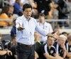 Wilmer Cabrera a dirigé le Dynamo de Houston pendant deux ans et demi avant d'être congédié la semaine dernière.