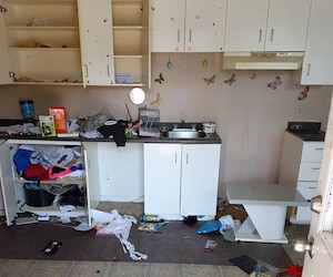À Trois-Rivières, le propriétaire de ce logement doit débourser plus de 10000$ pour désinfecter et changer la majorité du mobilier.