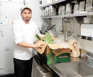 <b>Benoit Leboucher</b><br /> Restaurateur