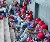 L'équipe nationale cubaine junior était de passage à Jonquière, hier soir, pour y affronter les Voyageurs. Les visiteurs avaient toutefois deux joueurs en moins après que ceux-ci eurent pris la poudre d'escampette, plus tôt cette semaine.