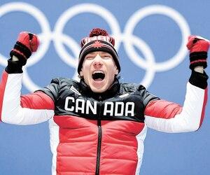 La médaille d'or de Ted-Jan Bloemen est la seule qui a échappé aux Néerlandais en patinage de vitesse longue piste.