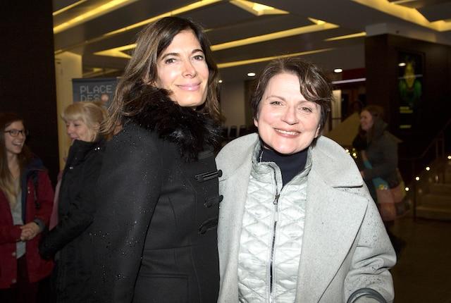 Anne-Marie Cadieux et Marie-Thérèse Fortin