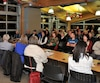 Plus de 75 résidents ont assisté à la séance d'information du comité de Citoyens pour un Vaudreuil durable.