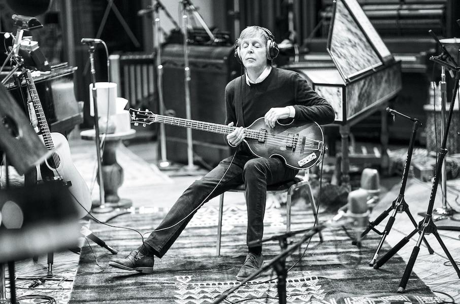 Personne n'est plus cool que Paul McCartney