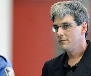 Condamné à la prison à perpétuité, Alain Perreault n'a pas droit à une libération conditionnelle avant 2035.