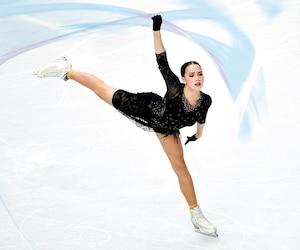 La Finale des Grands Prix à Turin réunit l'élite internationale du patinage artistique (comme la Russe Alina Zagitova) pour la dernière fois avant les championnats mondiaux à Montréal.