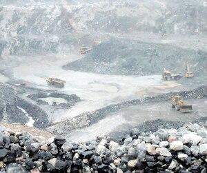 La mine Renard de Stornoway, dans les monts Otish, a nécessité des investissements publics substantiels.