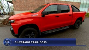 Le Silverado Trail Boss et le système OnStar