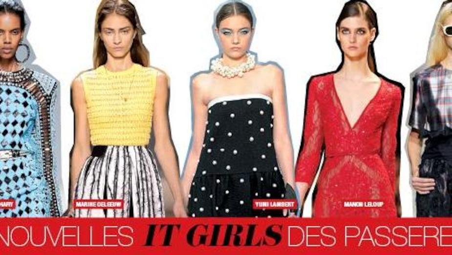 Image principale de l'article Les nouvelles it girls des passerelles