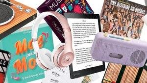 Image principale de l'article 30 idées cadeaux 100 % culture