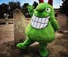 La mascotte de Juste pour rire, a fait un séjour en Tunisie.