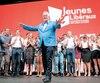 Philippe Couillard a annoncé que les élections seront déclenchées le 23 août et que la campagne électorale aura une durée de 39 jours, soit six de plus que la normale. Ci-dessus, on voit le premier ministre au congrès des jeunes libéraux, samedi, au centre Pierre-Charbonneau, à Montréal.