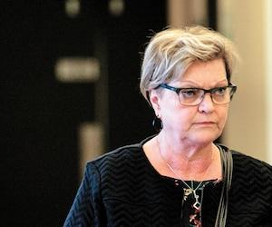 Yolande Bélanger, Accusée