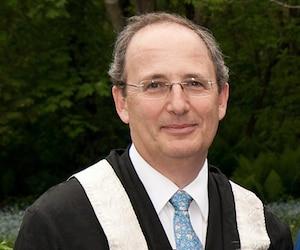Le recteur de l'Université Bishop's, Michael Goldbloom