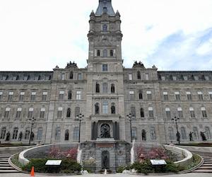 Bloc parlement de Québec