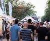 Selon les organisateurs, les festivals de l'avenue Monkland ont attiré en 2016 entre 160 000 et 200 000 personnes respectivement.