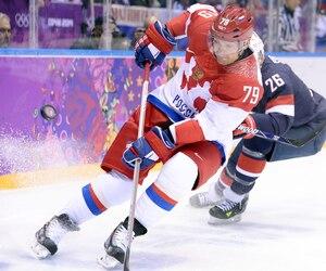 Andreï Markov a souvent fait partie de l'équipe nationale russe, que ce soit aux Jeux olympiques ou aux Championnats du monde.