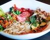 Le Don, un restaurant «100 % végétalien», a ouvert ses portes au début du mois dans le Vieux-Port de Québec.