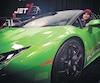 Mario Ortega s'était fait prendre en photo dans la Lamborghini qu'il espérait pouvoir conduire en achetant des tours de voiture de luxe.