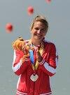 Émilie Fournel prendra part aux compétitions de kayak lors des présents Jeux olympiques.