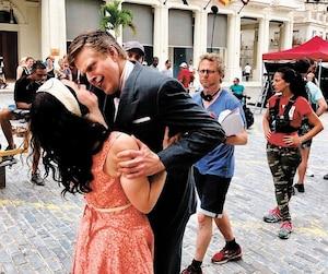 L'émission lol :-) en tournage à Cuba pour la 9e saison