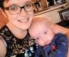 Le jeune Abel Tremblay-Pelletier, ici récemment photographié avec sa mère Karie-Lyn Pelletier, a été hospitalisé 262 jours durant sa première année de vie.