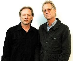 Dewey Bunnell et Gerry Beckley de la formation America.
