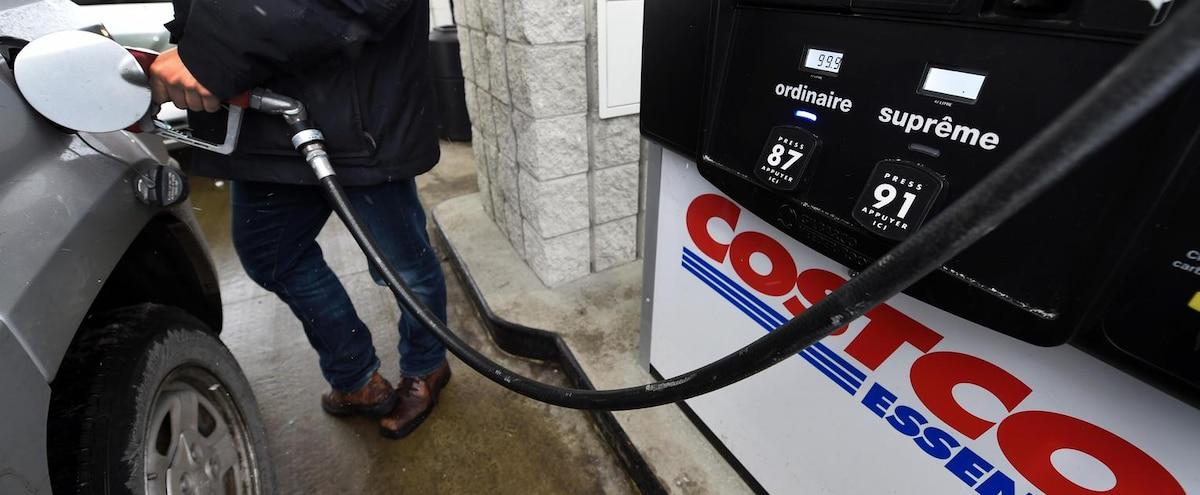 Prix de l'essence: la tendance à la baisse se maintient - Le Journal de Montréal