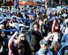 Une marche de 5 km est organisée ce samedi à l'occasion de la 3e édition de la Grande marche pour inciter les citoyens à faire de l'activité physique.