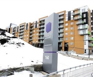 C'est pour la construction de cette résidence d'aînés à Saint-Jean-sur-Richelieu qu'Otéra Capital a prêté 44M$ à un partenaire d'affaire de son grand patron.