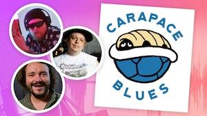 Image principale de l'article Carapace Blues vient jaser avec nous! [PODCAST]